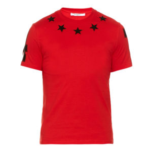 givenchy-classic-star-tee-red