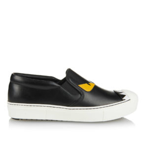 fendi-slip-on-black