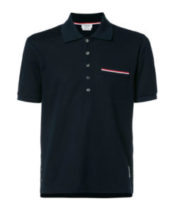 Thom Browne polo navy