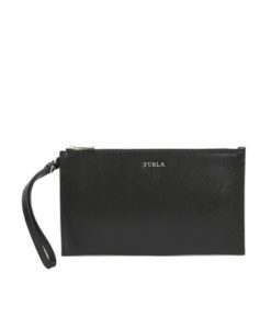 furla babylon large clutch